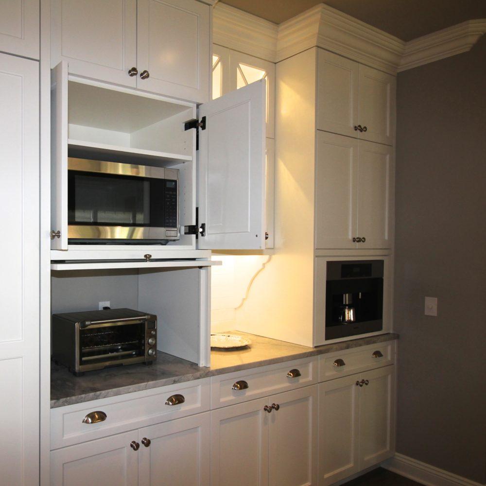 DEDICATION TO QUALITY. Custom Cabinets Built In Omaha, Nebraska